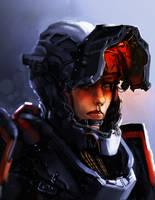 140930 - Power Armor by Jack-Kaiser