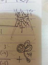(2018) Random Pen Doodles by VivianMiyuki123