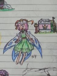 (2018 Render) Garden Archer [Tower Defender Mode] by VivianMiyuki123