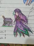 (2018 Render) Garden Witch [Tower Defender Mode] by VivianMiyuki123