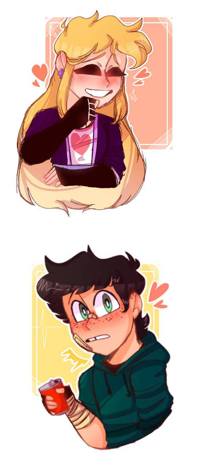 At this moment he knew he fell in love by rainbow223