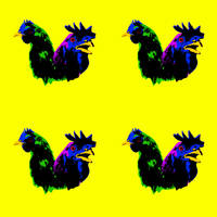 Warholian Chickens by CreativeLiberties
