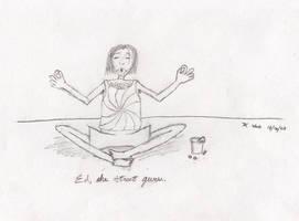 Ed, the Street Guru by CreativeLiberties