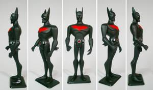 Batman Beyond JLU Redux by GeekVarietyDotCom