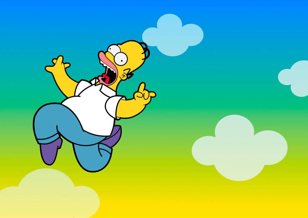 Homer by Wioch-Men