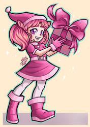 Chibimoon-christmas by sat-s