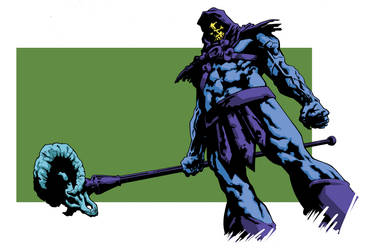 Skeletor by PatC-14