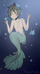Mermaid Yama by Dark-Line-Adopts