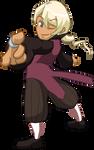 Gavin the Minstrel by samutoka