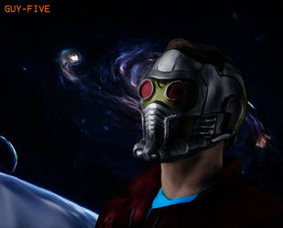 Star Lord by GAMEPLAYGUY