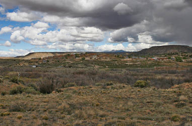 Skies Over New Mexico by doverby
