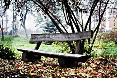 Bench by Psigo-Blood