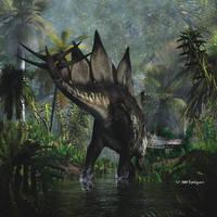 Stegosaurus - TIME WARS by Nytcrawler
