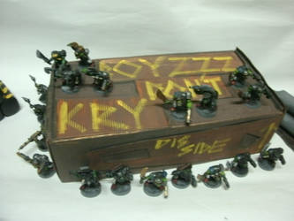 Boyzzz Don't Kry by raipo