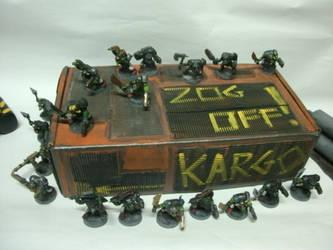 Zog Off! by raipo