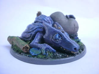 3d printed dragon 2 by raipo