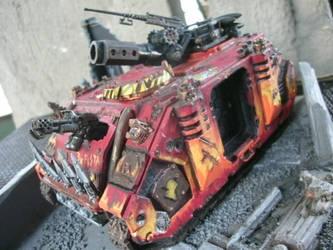 Grot Tank Turrent by raipo