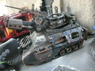 Grot Tank 1 by raipo