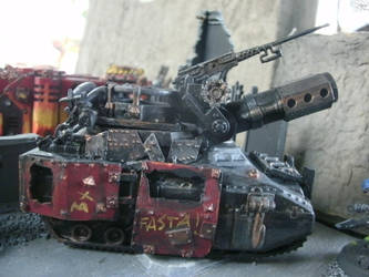 Grot Tank 2 by raipo
