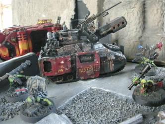 Grot Tank 3 by raipo