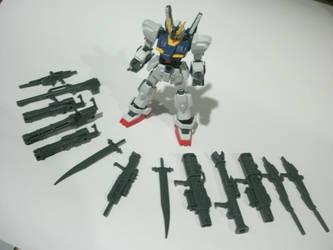 HGBF 1/144 Build Gundam Mk. II WIP by raipo