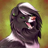 Soldjagurl Portrait by Amritha