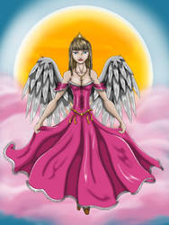 Angel Mercyless by deonstyn