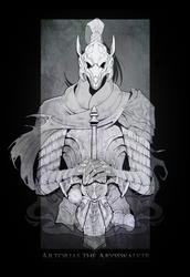 Artorias the Abysswalker by NPC-Dion