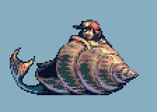 Hat mermaid by Pavanz