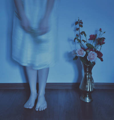 Everything seems to blur by AlexandrinaAna