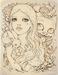 Acid-Tee Design by Satangelica
