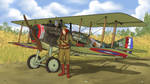 SPAD S.XIII - Boche Battlin' Belle by ColorCopyCenter