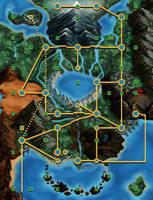Pokemon Regulus: Tervari Region by Magistrum