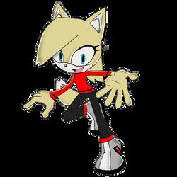 Taylah the Fox SA Style 2015 by ShadzeTheHedgehog