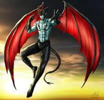 Devilman by niekholest