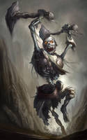 SkeletonWarrior by Yoso999