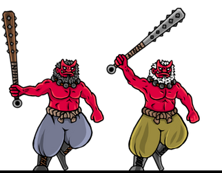 the oni are coming!!!! by antohammer