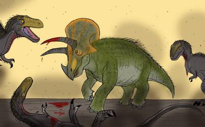 Dragonslayer by TheWatcherofWorlds