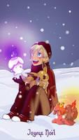 Let it snow - secret santa by Ayaluna