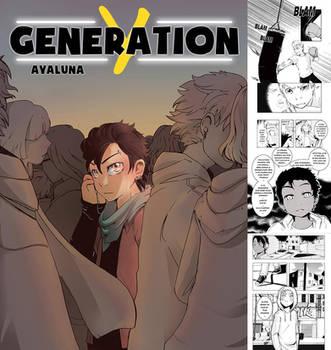 Generation Y by Ayaluna