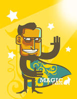 MAGIC I HATE by amota