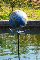 Globe Stock by sirkeht