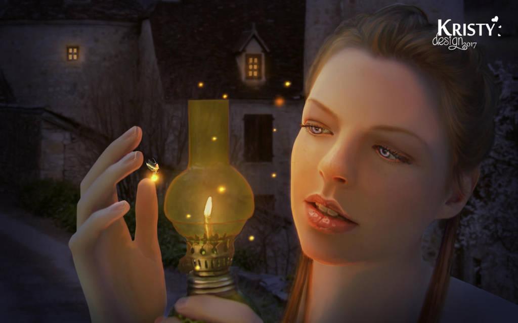 Fireflies by sirkeht