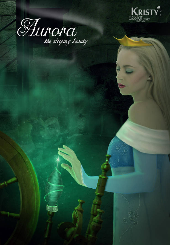 Aurora (the sleeping beauty) by sirkeht