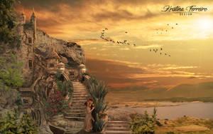 El castillo en la roca by sirkeht