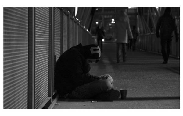 Homeless by cherox