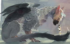 The Last Guardian by SimplyMisty