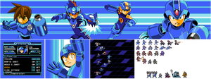 Finded Sprites. by hansungkee