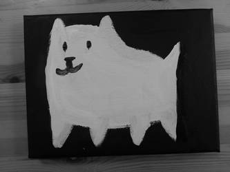 The Dog(Toby fox) by hansungkee