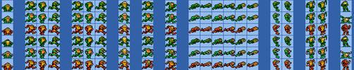 Battletoads in Super Mario Maker by hansungkee